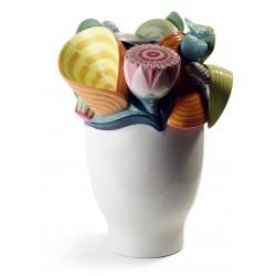 naturo. vaso piccolo  colorato