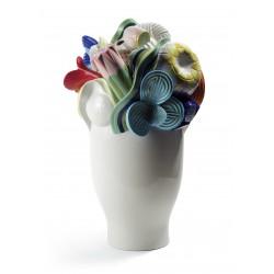naturo. vaso grande  colorato