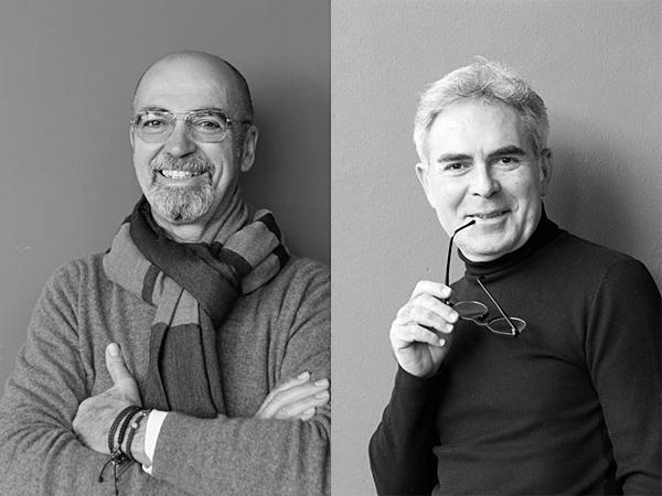 Stefano Bizzarri E Claudio Cinti