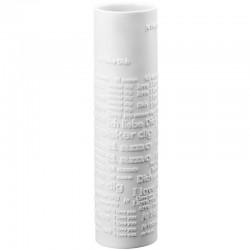 love love vase 36 cm  studio line
