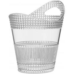 secchiello champagne trasparente