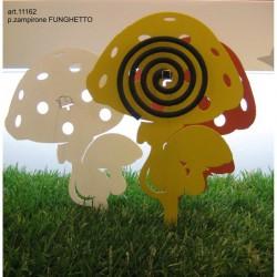 portazampirone funghetto bianco