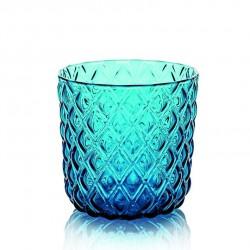 net set 6 bicchiere acqua azzurro cl30
