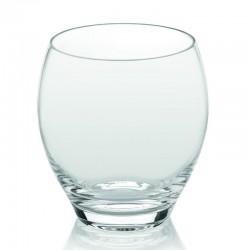 obelix set 6 bicchiere acqua trasparente cl.40