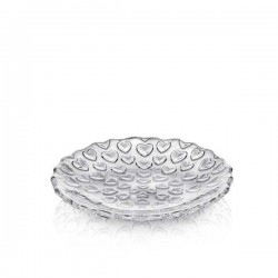 cupido piatto cm18 trasparente