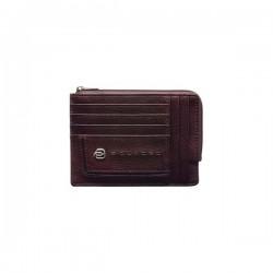 bustina portamonete documenti e carte di credito