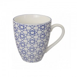 NIPPON BLUE MUG 300 ML 8.7X9.8CM STRIPE