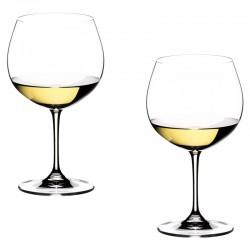 riedel - coppia calici montrachet/chardonnay