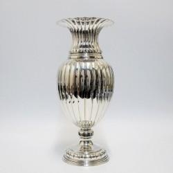 vaso portafiori in argento  bellotto
