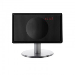 sistema audio geneva  17x24  h22  cm nero