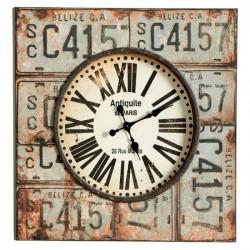 orologio in metallo antiquite de paris