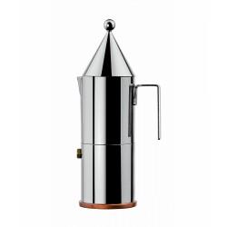 la conica  caffettiera espresso tre tazze