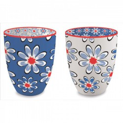 set 2 mug blue & azzurro