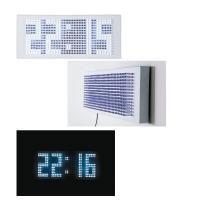 orologio da parete a led