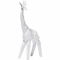 statuetta giraffa origami
