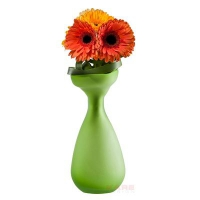 vaso blow up green 29cm