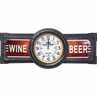 orologio complementi luminosi wine beer time