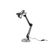 Lampada scrivania Hobby cromato