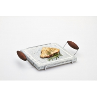 piastra bistecchiera in pietra ollare