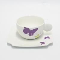 tazza colazione c/p mix c.danza dec.farfalle