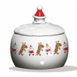 biscottiera natalizia