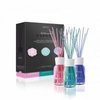 nuances - mediterranean set 3 diffusori 100 ml