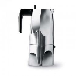 ossidiana,  caffettiera 3 tazze