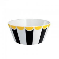 circus, ciotola in bone china decorata 1
